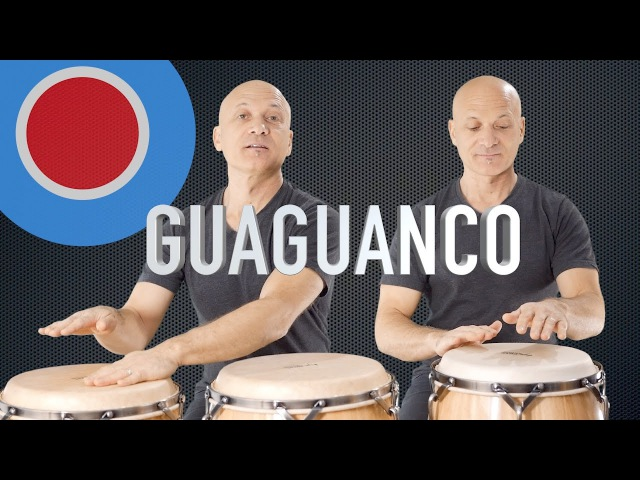 Guaguanco for Two Congas - WORLD DRUM CLUB