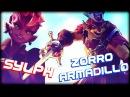 Коротко про Новых Героев — Sylph и Zorro Armadillo