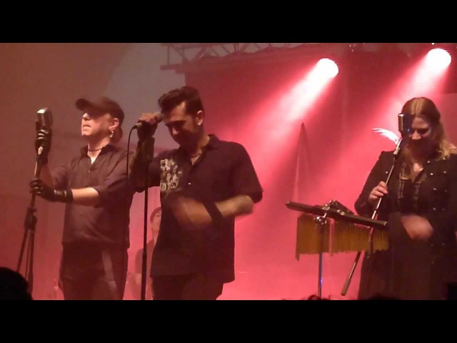 ORDO ROSARIUS EQUILIBRIO SPIRITUAL FRONT - A Song 4 Hate and Devotion (live)