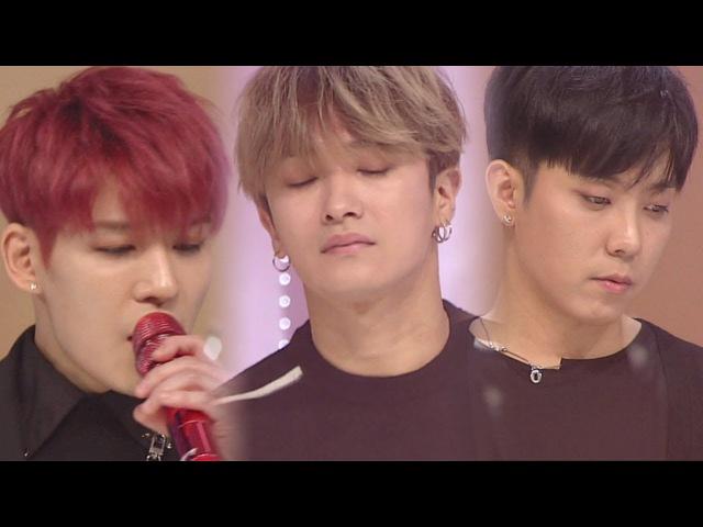 《Comeback Special》 SECHSKIES(젝스키스) - SMILE(웃어줘) @인기가요 Inkigayo 20170924