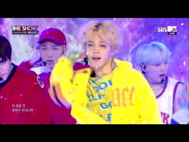 방탄소년단(BTS) - MIC Drop 고민보다 Go DNA 교차편집 (stage mix)