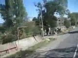 Georgian village Kurta burned out by Ossetians