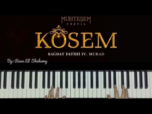 Muhteşem Yüzyıl Kösem- Kış Bahçesi - Piano