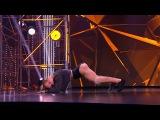 Танцы: Анастасия Гагина (Любовь Успенская - Пропадаю Я) (сезон 4, серия 3)