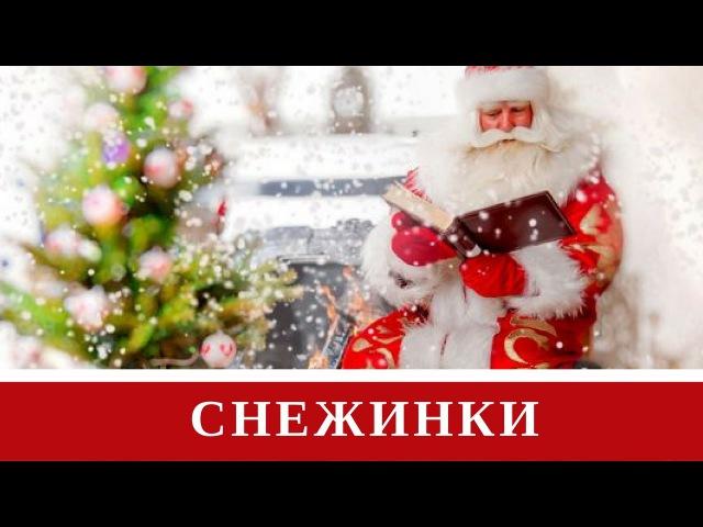 Белые снежинки кружатся с утра ❆ Новогодняя песня