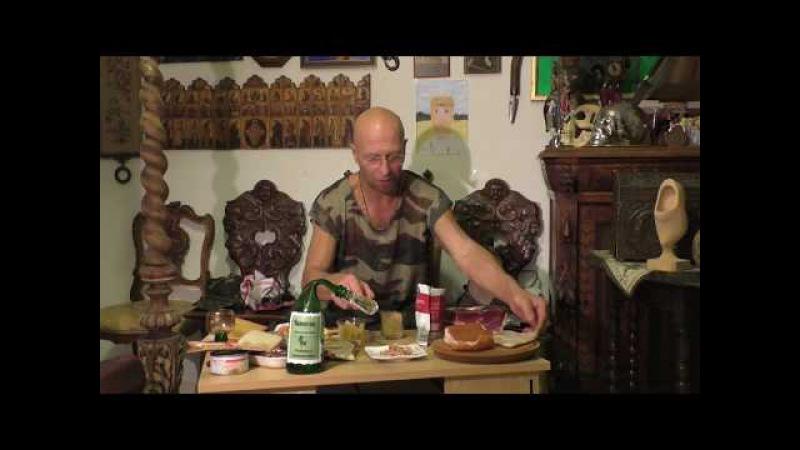 Питание в экстремальном походе: рацион проф. М.Тамойкина