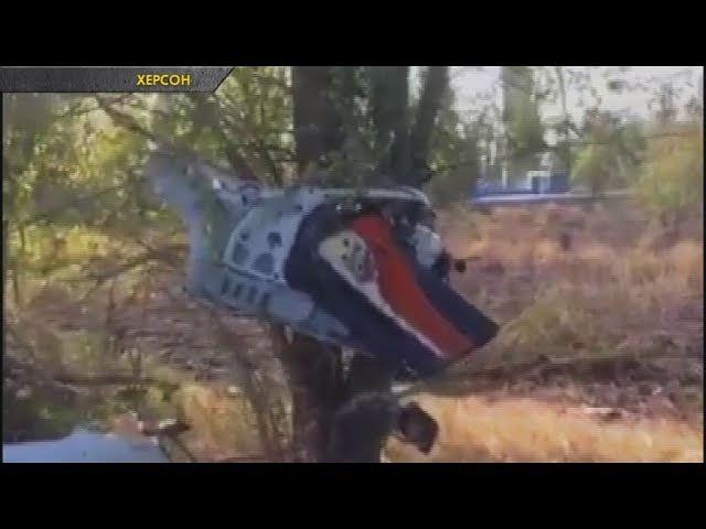 Смертельний тест-драйв у Херсоні: «Lexus» влетів у дерево