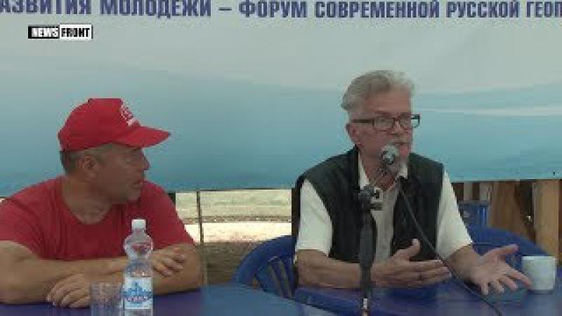 Эдуард Лимонов. 27 миллионов русских оказались за границами России. (Донузлав 2017)