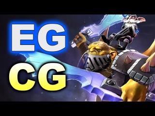EG vs Clutch Gamers - Lower Bracket - MDL 2017 DOTA 2