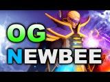 OG vs NEWBEE - Elimination Brackets MDL 2017 DOTA 2