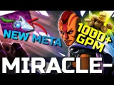 Miracle- Signature Hero Anti-Mage 1k+ GPM - Diffusal New Meta Build for 10k MMR - Dota 2