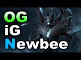 OG vs Newbee IG - Group Stage - MDL 2016 DOTA 2