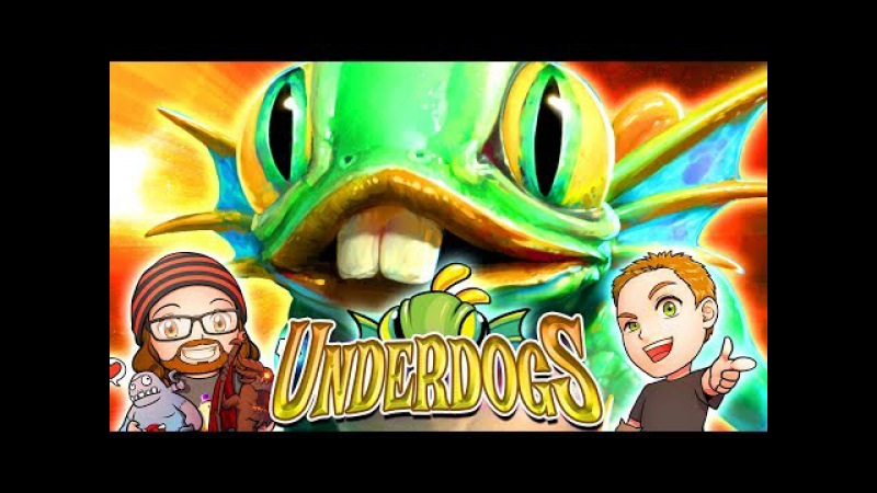 The Underdogs | MFPallytime, Mewnfarez Dan Cybert! Heroes of the Storm