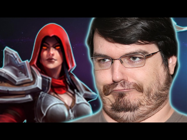 FOCUS DAN! | TGN Squadron Heroes of the Storm Funny Moments | Dan Cybert