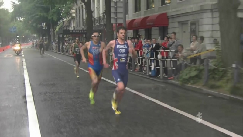 2013 World Triathlon Yokohama - Elite Men Highlights