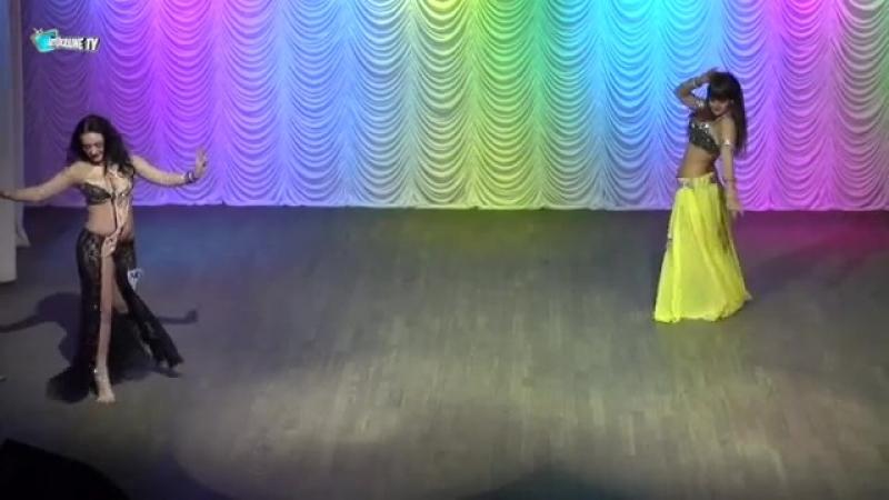 Belly Dance Improvisation FINAL ☀Ukraine Oryantal Dans Championship ☀ Юлия Скрип 19194
