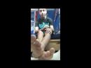 young teen boy feet cam