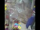 Дерзкое похищение банкомата