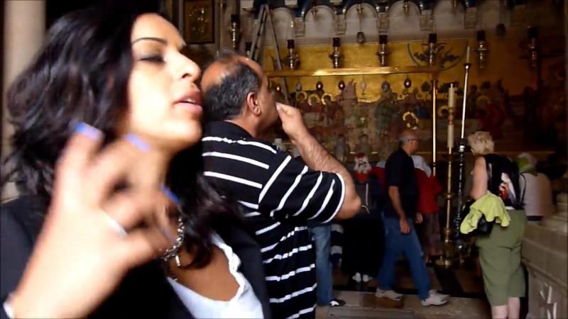 Amazing Jerusalem- Tour of the Old City.....Venez dire bonjour à Jérusalem avec Maha.. Dans ce clip, nous faisons un tour de Jér