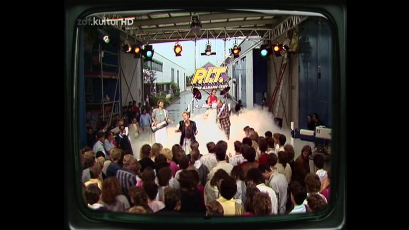 Moti Special - Don't Be So Shy - Live ZDF Kultur (1985)