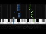 Моцарт; Турецкий марш на пианино