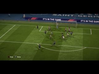 FIFA18 Очередной красивый гол Гамшика