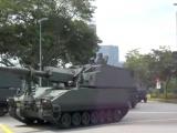 Национальный день Сингапура Parade Mobile Column 2010 (Full репетиция 310710) [480p]