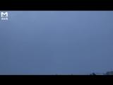 Трансляция с места падения самолета в Подмосковье