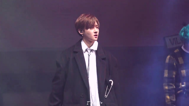 [VK][180121] MONSTA X fancam - Miss You (I.M focus) @ Fan-Con with Monbebe