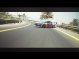 Drift Vine   Nissan Silvia s15 team REDBULL Ahmad Daham in Dubai
