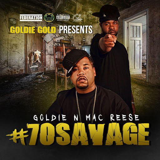 Goldie альбом #70savage