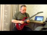 Aleks Timonin Playin`It Cool Jeff Golub cover