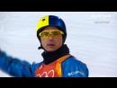 Переможний стрибок українця Олександра Абраменка