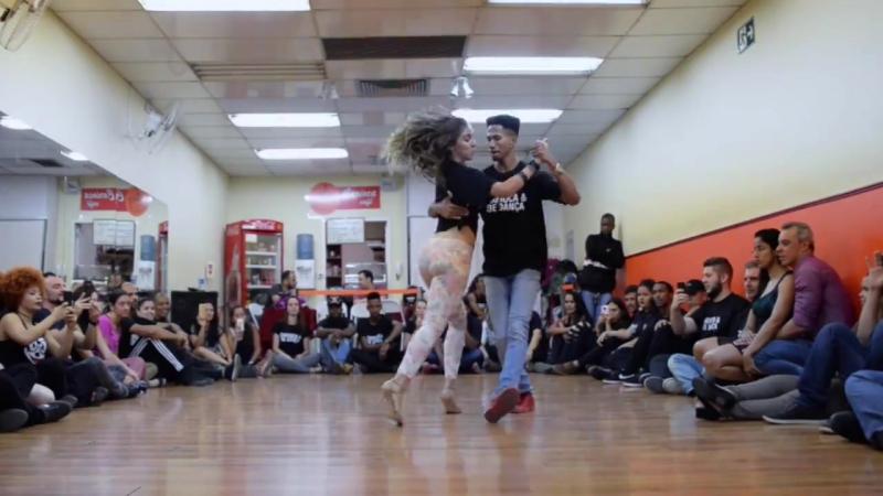 Robinho e Evelin - Intensivo Carioca de Dança