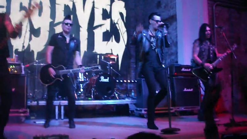 The 69 Eyes 2017 Gothic Girl Aura club.DSCF2701