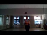 Hands performance routine  Princess La'beija-Rapture
