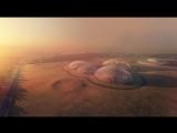 Проект будущего. Планета Марс в Объединенных Арабских Эмиратах.