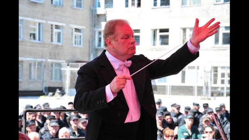 Новосибирский академический симфонический оркестр выступил в исправительной колонии №18.