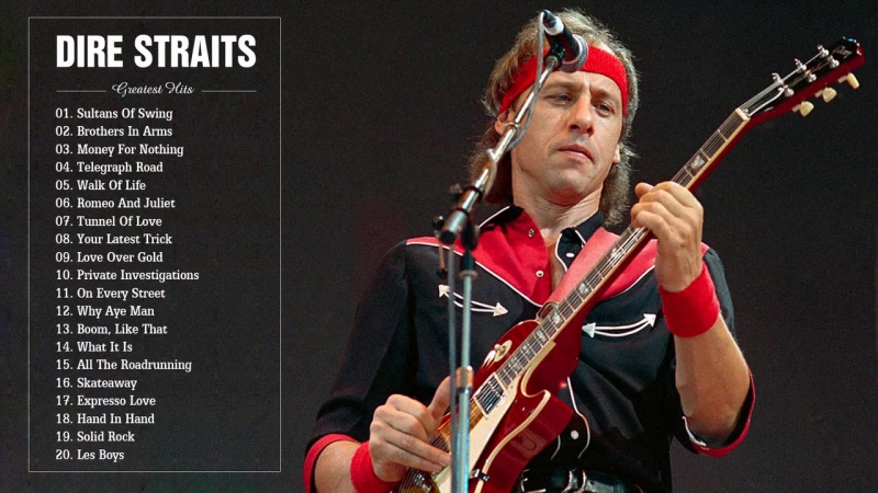 Dire Straits Greatest Hits Full Playlist 2017 _ The Best Songs Of Dire Straits