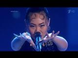 Ян Гэ исполнила песню «Castle in the Snow» - Нокауты - Голос - Сезон 6