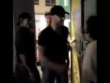 Ricky Martin with Jwan Yosef in Puerto Rico 27.12.17