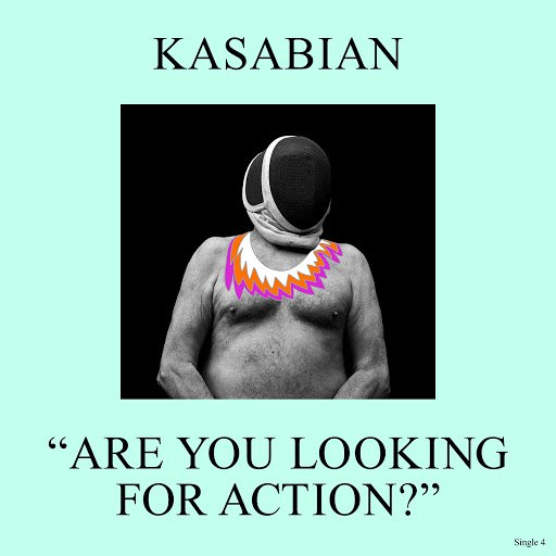 Kasabian альбом Are You Looking for Action?
