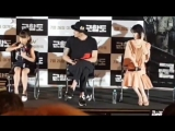 Battleship Island Movie Live Talk