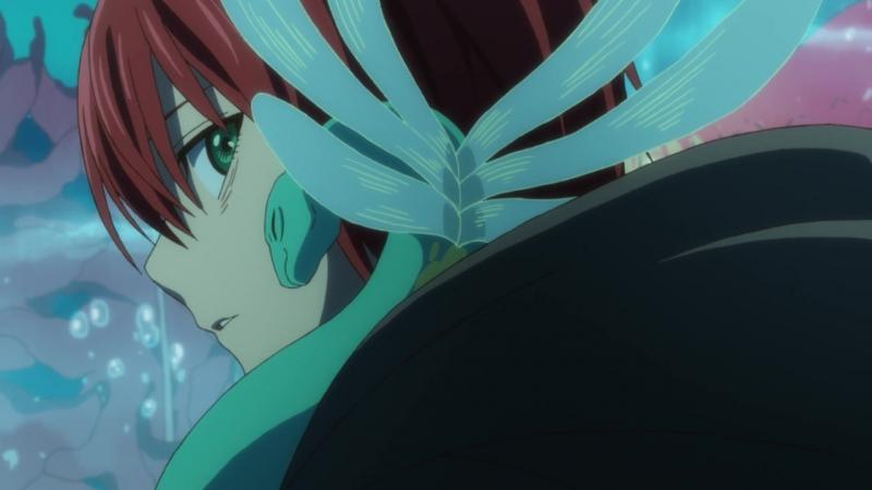 [HaronMedia] Невеста чародея / Mahou Tsukai no Yome - 1 серия(datfeel Melani)