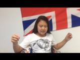 5 причин учить английский от Тогжан? #школаблогеров56
