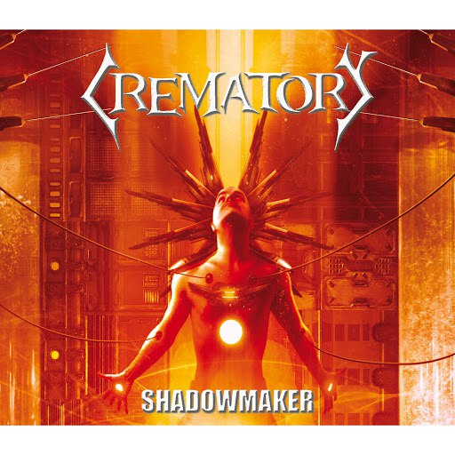 Crematory альбом Shadowmaker