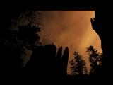 Ночное небо над «Столбами», автор Михаил Линников