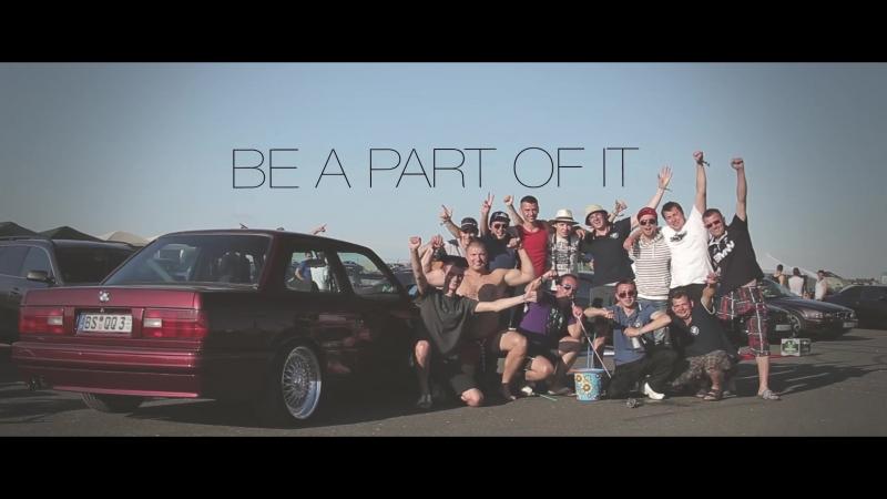 BMW Syndikat Asphaltfieber 2015 Ready for 2018؟