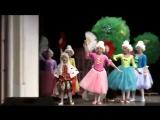 Академия детского мюзикла. Мюзикл Бременские музыканты. 19 мая 2013. HD