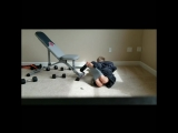 Duct tape legs challenge GONE WRONG.mp4